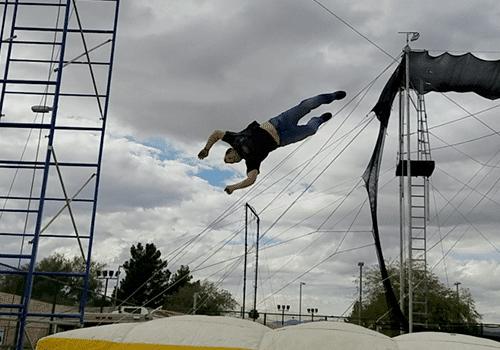 High-Fall
