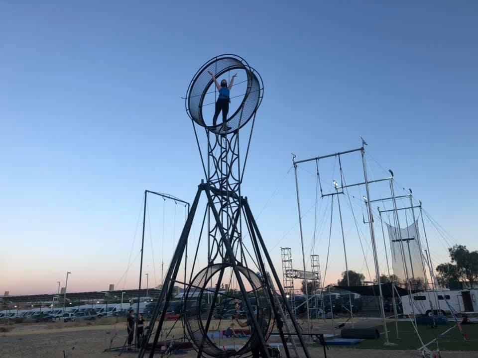 Tessa Wheel