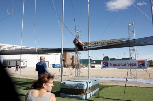 Flying Trapeze Extreme Weekend 2017
